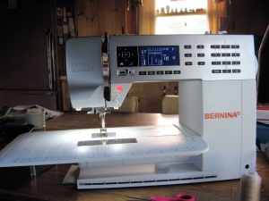 Bernina 550 Patchwork Edition