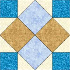 Four Patch Art Square, EQ7